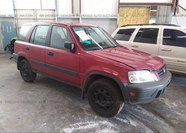 Inventory #441720582 2001 Honda CR-V