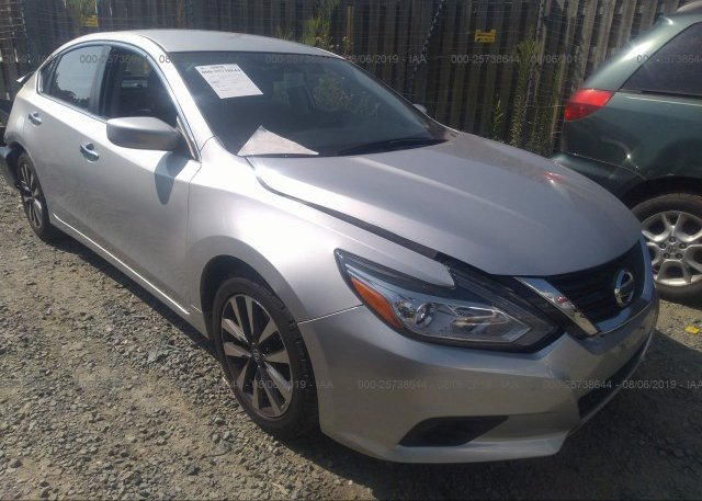 Inventory #349324702 2017 Nissan ALTIMA
