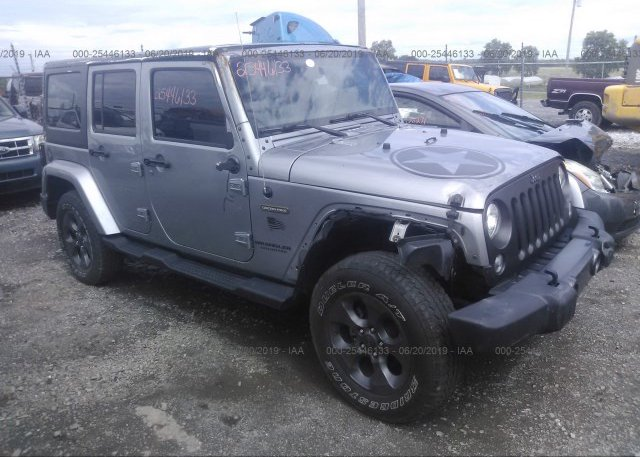 Inventory #171811568 2017 JEEP WRANGLER UNLIMITE