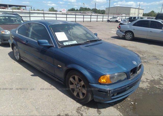 Inventory #611900700 2000 BMW 323