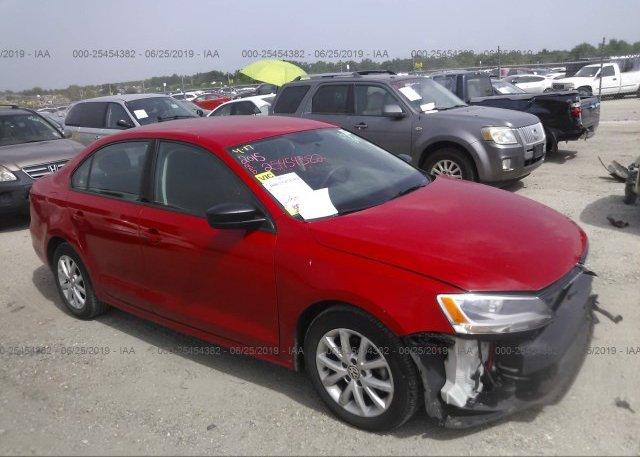 Inventory #438630102 2015 Volkswagen JETTA