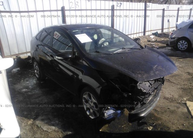 Inventory #183860962 2012 FORD FIESTA