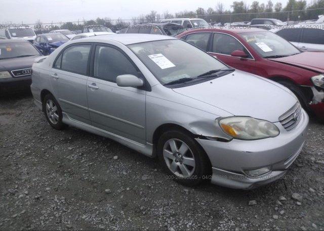 Inventory #471530989 2004 Toyota COROLLA