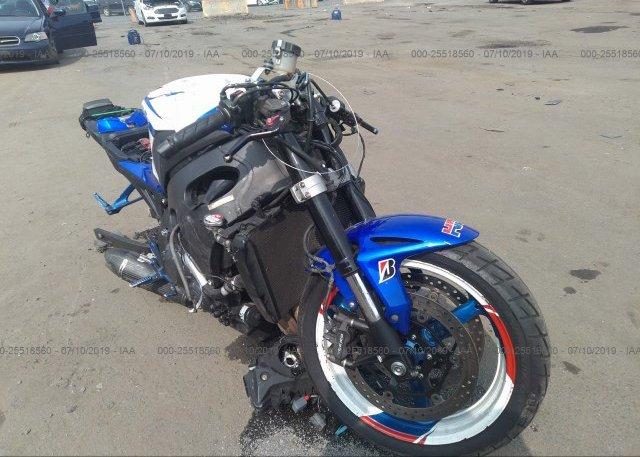 Inventory #657580177 2008 Honda CBR1000