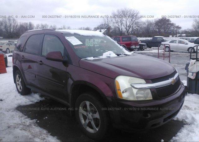 Inventory #534951185 2007 Chevrolet EQUINOX