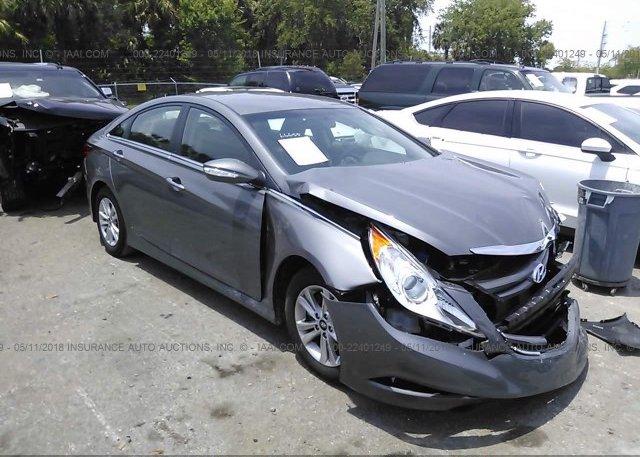Inventory #878610255 2014 Hyundai SONATA