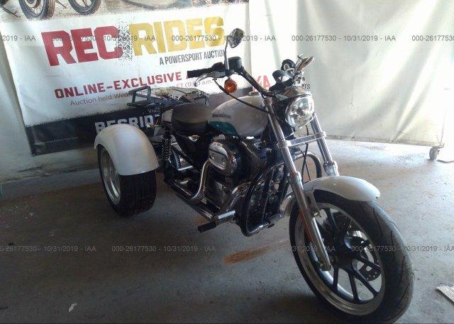 Inventory #285846798 2016 Harley-davidson XL883
