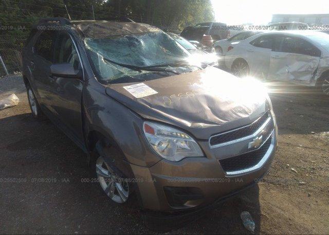 Inventory #891591010 2012 Chevrolet EQUINOX