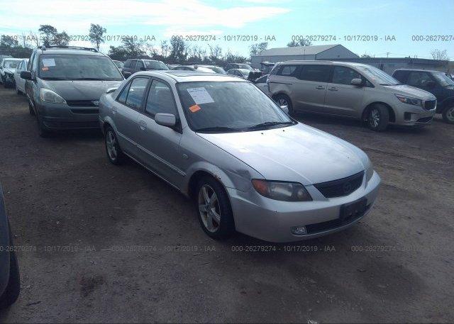 Inventory #612085347 2003 Mazda PROTEGE