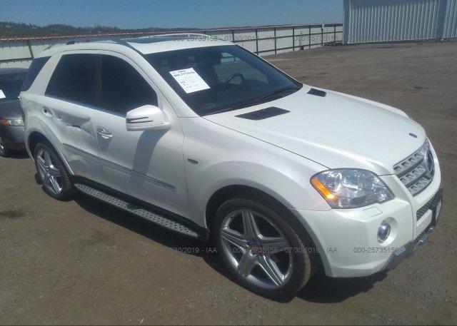 Inventory #591235530 2011 Mercedes-benz ML