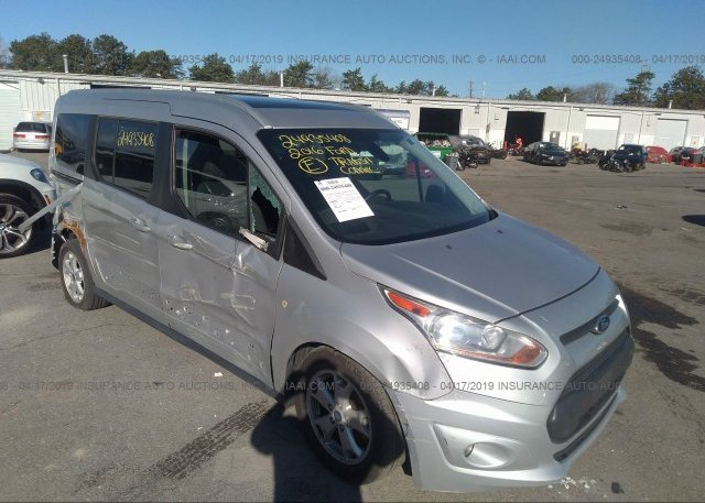 Inventory #556950764 2016 FORD TRANSIT CONNECT