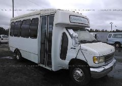 Salvage Econoline Ford RV for Sale Online Auto Auction