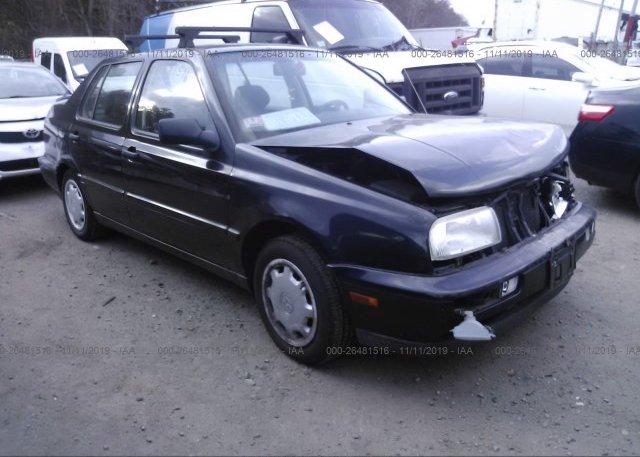 Inventory #662102162 1996 Volkswagen JETTA