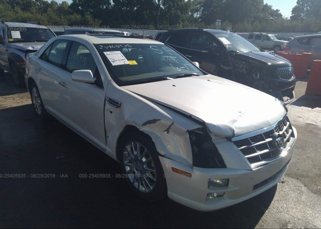 Inventory #816670565 2009 Cadillac STS