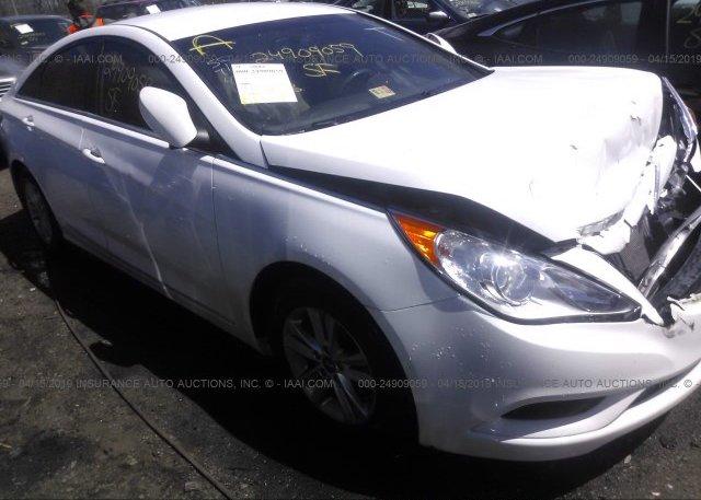 Inventory #901180987 2013 Hyundai SONATA