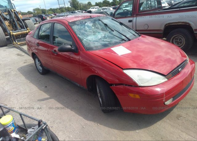Inventory #470067388 2001 FORD FOCUS
