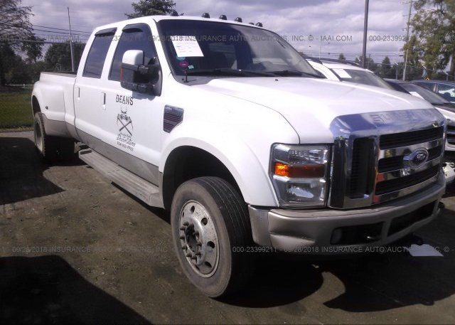 Inventory #258531165 2008 FORD F450