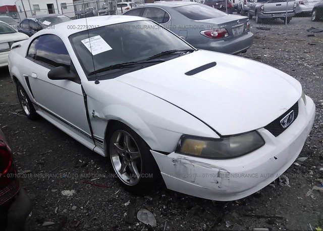 Inventory #625820252 2001 FORD MUSTANG