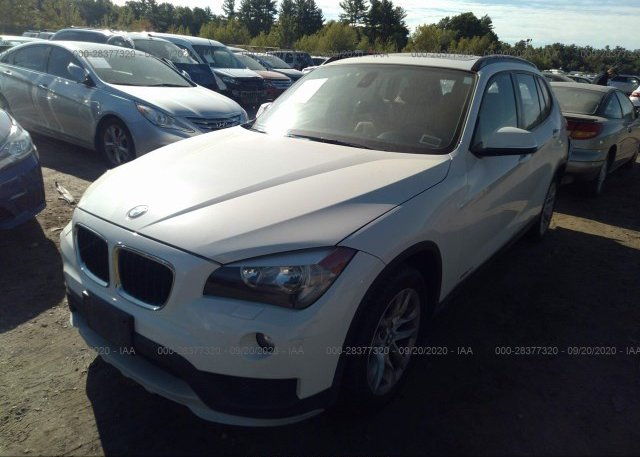 из сша 2015 BMW X1 WBAVL1C55FVY26183