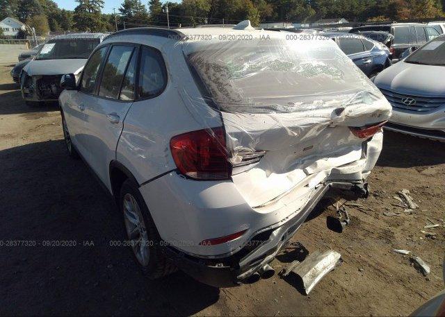купить 2015 BMW X1 WBAVL1C55FVY26183