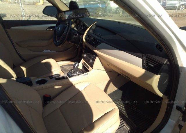 пригнать из сша 2015 BMW X1 WBAVL1C55FVY26183