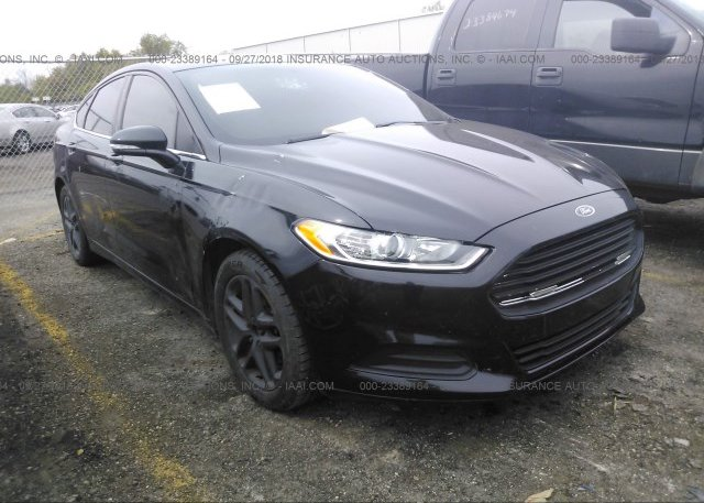 Inventory #275291150 2014 FORD FUSION