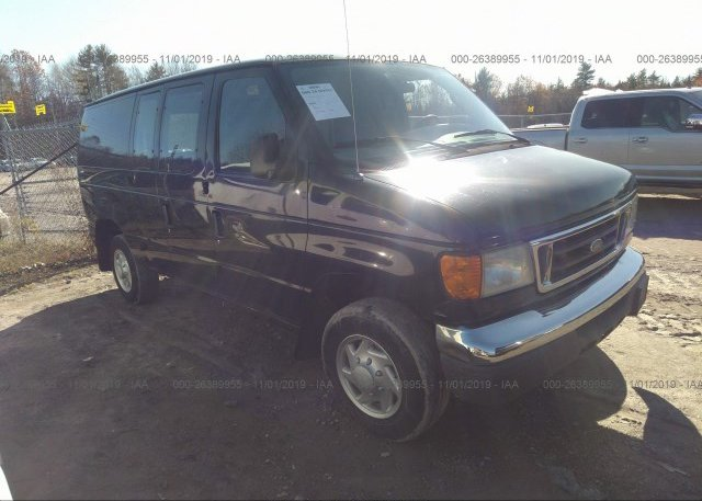 Inventory #333208467 2005 FORD ECONOLINE