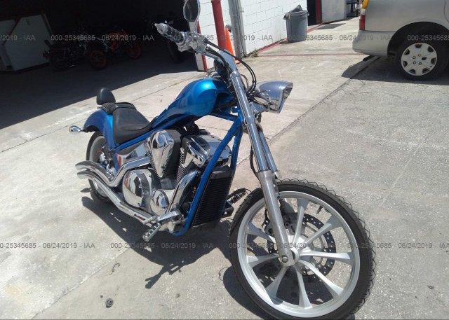 Inventory #629064623 2012 Honda VT1300
