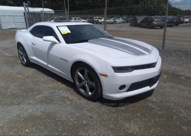 Inventory #720545662 2014 Chevrolet CAMARO