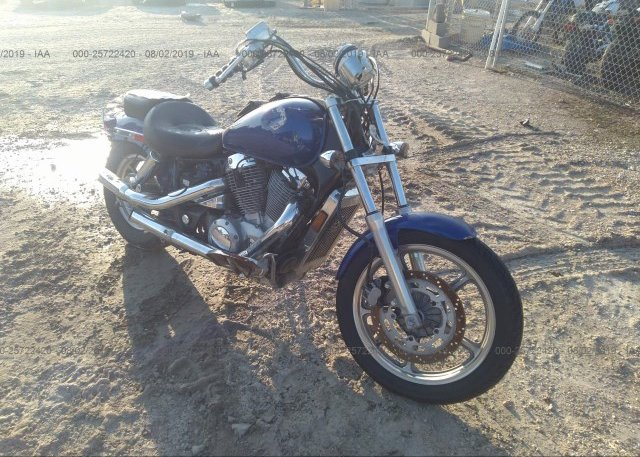 Inventory #999272031 2002 Honda VT1100