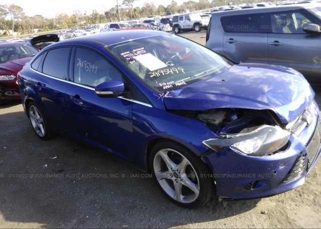 Inventory #653319188 2012 FORD FOCUS