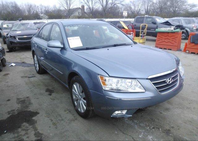 Inventory #146510988 2009 Hyundai SONATA