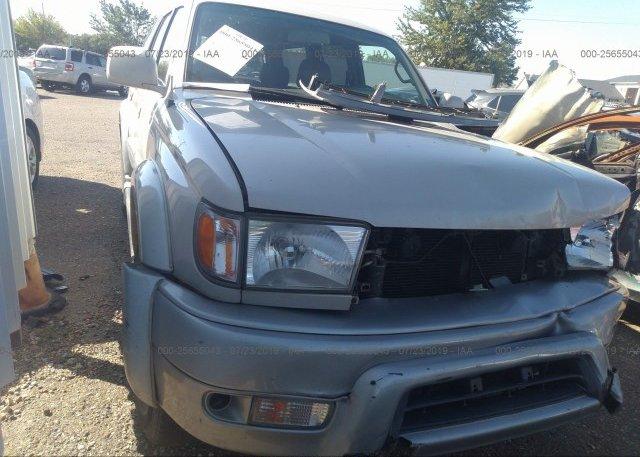Inventory #846839925 2000 Toyota 4RUNNER