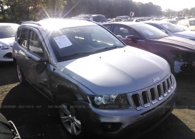 Inventory #359087361 2017 JEEP COMPASS