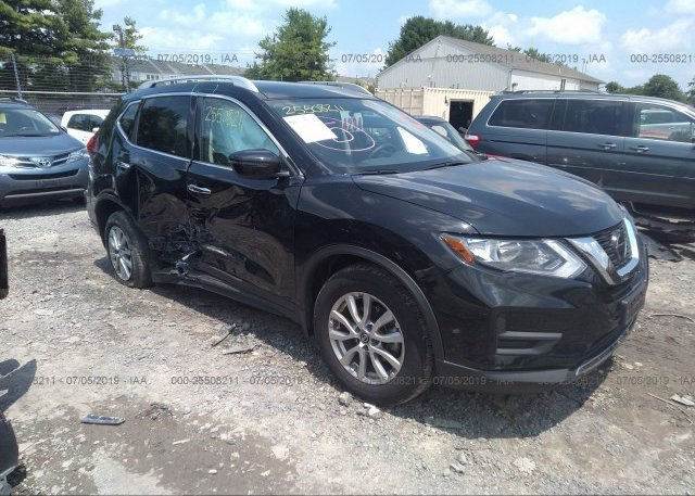 Inventory #291595594 2018 NISSAN ROGUE