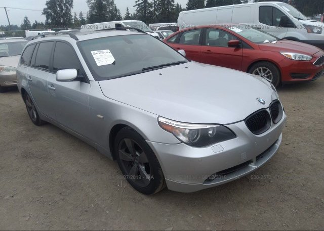 Inventory #755746621 2007 BMW 530