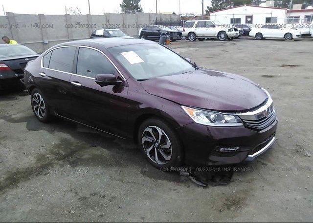 Inventory #171454837 2016 Honda ACCORD