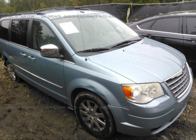 Inventory #387354244 2010 Chrysler TOWN & COUNTRY