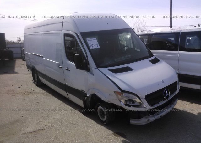 Inventory #141886879 2012 Mercedes-benz SPRINTER