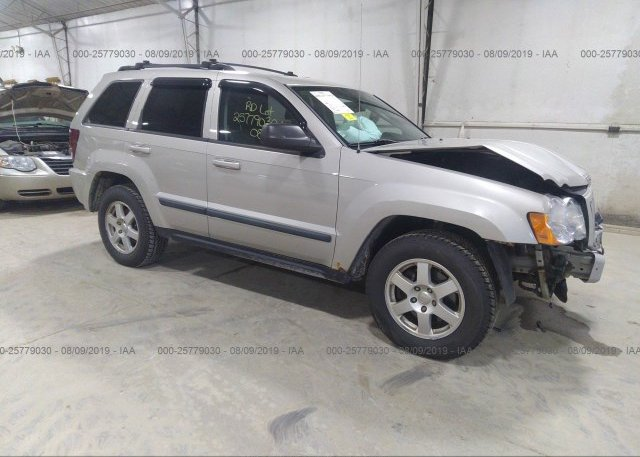 Inventory #619409887 2008 JEEP GRAND CHEROKEE