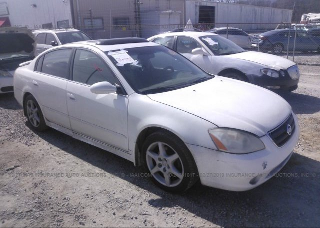 Inventory #873600781 2003 Nissan ALTIMA
