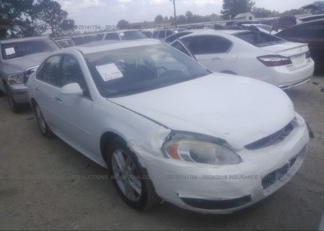 Inventory #790378343 2014 Chevrolet IMPALA LIMITED