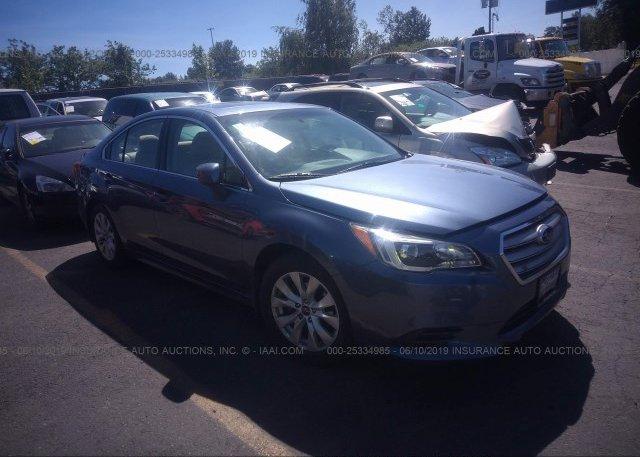 Inventory #769912874 2015 Subaru LEGACY