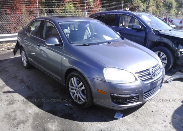 Inventory #757428292 2007 Volkswagen JETTA