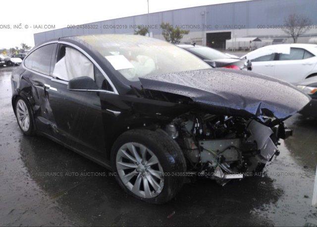 Inventory #379912815 2017 Tesla MODEL X