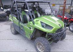 2014 Kawasaki KRF800