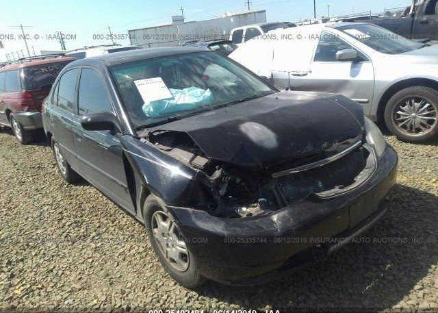 Inventory #484838839 2002 Honda CIVIC