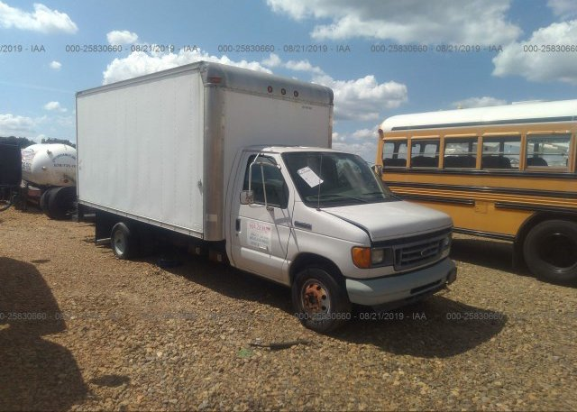Inventory #647729810 2006 FORD ECONOLINE