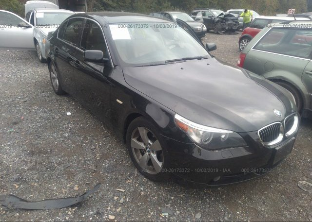 Inventory #233037192 2007 BMW 530