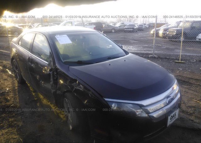 Inventory #310004837 2012 FORD FUSION